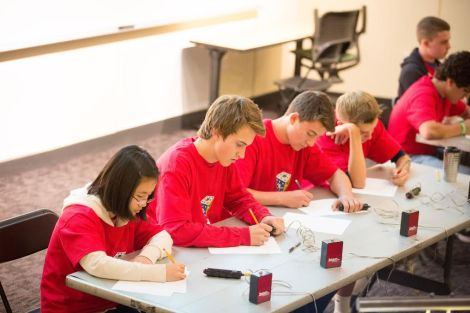 Westmont Math Contest 2